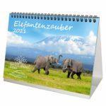 Calendario de elefantes