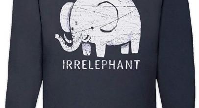 Camisetas de elefantes