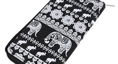 Monederos de elefantes