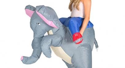 Juguetes de elefantes