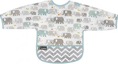 Babero de elefantes
