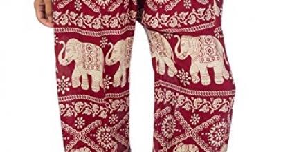 Pantalones de elefantes