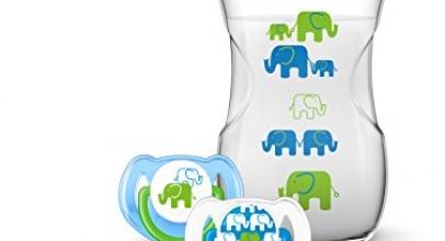 Chupete de elefantes